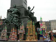 julekrybber fra krakow