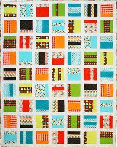 Mixtape Quilts Quilt Pattern