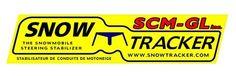 SCM-GL inc. stabilisateur de conduite de motoneige. SnowTracker Agressif ou Semi-Agressif. Un produit fabriqué au Canada, breveté au Canada et aux États-Unis et qui s'adapte à toutes les marques de motoneiges avec des skis d'origines.