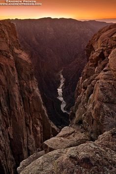 Black Canyon of the Gunnison National Park, Colorado...such an amazing place...Colorado!