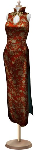 + Lika Ruby +: New chinese gown +Lika Ruby+