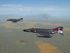 F-4K Phantom II, Royal Navy Fleet Air Arm