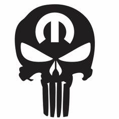 Vector File, Svg File, Vector Art, Types Of Vectors, Skull Silhouette, Punisher Skull, Skull Logo, Hd Images, Mopar
