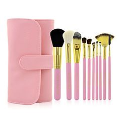 Search: make up brush set   LightInTheBox Makeup Brush Dupes, Concealer Brush, It Cosmetics Brushes, Eyeshadow Brushes, Makeup Brush Set, Makeup Cosmetics, Cosmetic Brush Set, Cosmetic Sets, Too Faced Concealer