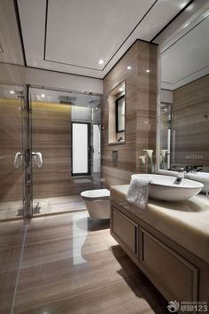 Bathroom Decorating – Home Decorating Ideas Kitchen and room Designs Narrow Bathroom, Bathroom Spa, Bathroom Toilets, Laundry In Bathroom, Master Bathroom, Bathroom Lighting, Contemporary Bathrooms, Modern Bathroom Design, Bathroom Interior Design