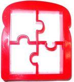 New Plastic Jigsaw Toast Cutter | Bakeware| Kitchen Supplies & Gadgets - Kitchenworks Inc