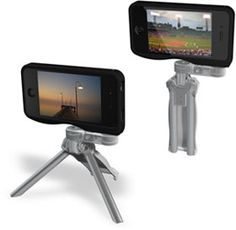 iPhone 4 do-anything tripod