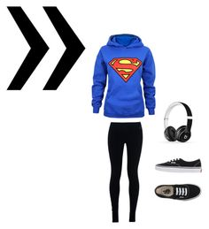 """""""Untitled #4"""" by travelsoccer23 ❤ liked on Polyvore featuring NIKE, Vans, Beats by Dr. Dre, women's clothing, women's fashion, women, female, woman, misses and juniors"""