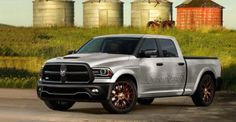 2017 Ram 1500 Concept and Redesign