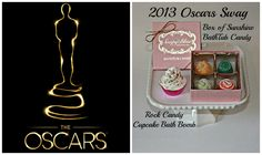 2013 Oscars Swag Collection!!               Gifted to the presenters & nominees at the GBK's 2013 Oscars celebrity gift lounge.