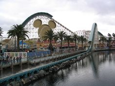 Ride California Screamin' Rollar Coaster ~been on about 15 x w my son!! Love it. BW