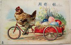 Cartes postales Pâques