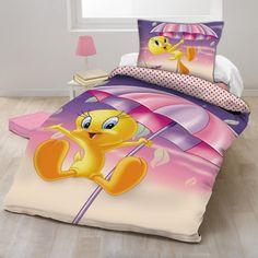 Obliečky Looney Tunes Tweety 140x200