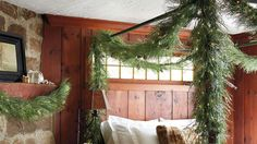 Icy Pine Twinkle Light Greenery Collection