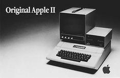Cómo Compra la Gente: Un Siglo de Historia  Publicidad gráfica de Apple II