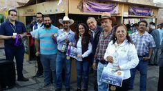 Ireri Rivera aplaudió que se hayan cumplido los objetivos al instalar en la feria una parte gastronómica que permitió a las Tenencias de Morelia, promover sus productos entre los que se encontraron Carnitas, Pozole, Barbacoa y Enchiladas entre otros