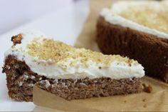 Medový nebeský orechový koláč bez múky a cukru