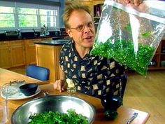 Parsley Salad recipe Use lime juice add bell peppers and garlic. Use sesame oil instead of walnut oil Food Network Recipes, Gourmet Recipes, Healthy Recipes, Healthy Dishes, Healthy Food, Beef Salad, Alton Brown, Chicken Wing Recipes, Salads