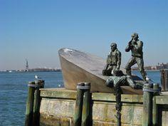 Battery Park, NYC, USA.