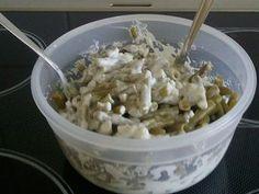 Grüner Bohnensalat mit Schmand-Dressing 2