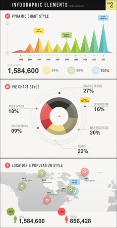 30+ Free Infographic Templates & Vector Kits – Need to Visualize Your Data?