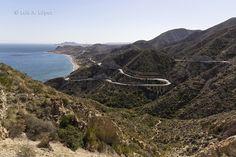 Algarrobico, Cabo de Gata by Señor L - senorl.blogspot.com.es, via Flickr
