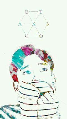 Chen #exo #wallpaper