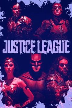Justice League Movie Poster 2017 Featuring Batman, Wonder Woman, Cyborg, Flash and Aquaman, Check Out 19 Easter Eggs and Missed Details From Justice League Movie - DigitalEntertainmentReview.com