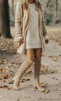 Warm Fall Outfits, Winter Outfits For Teen Girls, Winter Fashion Outfits, Look Fashion, Autumn Winter Fashion, Womens Fashion, Winter Fashion Women, Fall Fashion Trends, Fashion Black