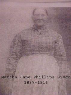 Martha Jane Phillips was 100% Cherokee ,Scott County  TN