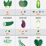 Free cooking resources > How do I cook and eat healthier? > How to cook vegetables Our Essential Vegetable Cooking Formulas In our 'All-in-One Produce Prep Guide,' you learned how to efficiently prep your vegetables. This infographic and the videos below teach you our favorite cooking formulas (or