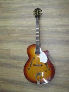 Framus Jazzgitarre mit Humbucker Häussel Flat Jazz Modell 5/59 in Bayern - Großweil   Musikinstrumente und Zubehör gebraucht kaufen   eBay Kleinanzeigen