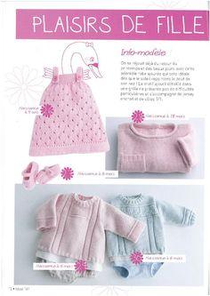 Knitting Books, Free Knitting, Knitting Machine, Baby Knitting Patterns, Knit Crochet, Crochet Hats, Baby Jumper, Sleeping Bag, Toddler Girls