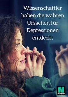 Wissenschaftler haben die wahren Ursachen für Depressionen entdeckt #depression #mentalhealth