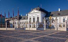 Presidential Palace #bratislava #slovakia #travel