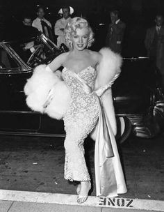 How To Marry A Millionaire premiere, 1953
