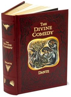 The Divine Comedy (Barnes & Noble Leatherbound Classics)***********************************************************************************************
