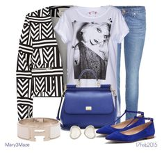 """""""Casual Day"""" by octobermaze ❤ liked on Polyvore"""