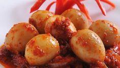 Sambal Telur Puyuh - Sambal sudah pasti menjadi makanan yang dinantikan setiap orang Indonesia. Makan tanpa sambal memang ter