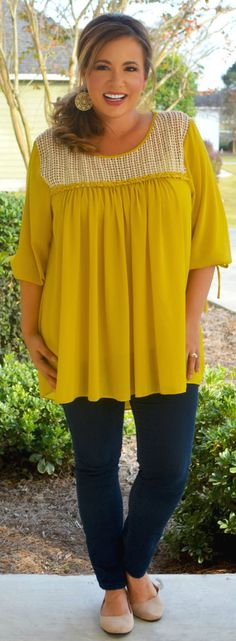Perfectly Priscilla Boutique - More Than Meets The Eye Top, $40.00 (http://www.perfectlypriscilla.com/more-than-meets-the-eye-top/)