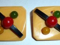 Bakelite button museum