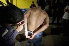 Lucha campal entre dos pandillas, 20 detenidos