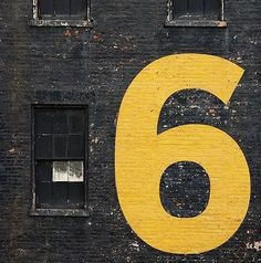 Spotted: You never know where a 6 will pop up. Every time you see a 6, do you think of Got Your 6 and our veterans?