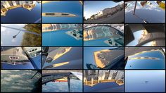 Collage from Port Arthur reflections by Ollipekka Kangas on 500px