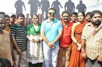 Vetakodavallu Movie Launch Photos,Himaja, Giddesh, G Raviteja, Jayasudha , Babji , Senior Naresh, R Narayana Murthy and others are present at Vetakodavallu telugu film launch gallery