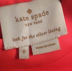 Kate Spade Clothing