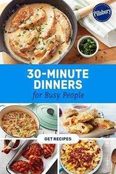 Crockpot Recipes, Chicken Recipes, Cooking Recipes, Healthy Recipes, Easy Dinner Recipes, Easy Meals, Quick Meals For Dinner, Dinner Menu, Dinner Ideas