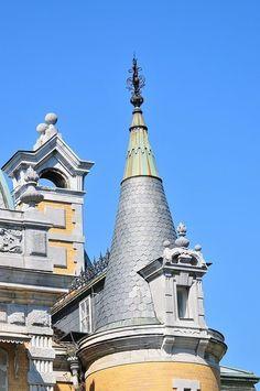 Massandra Palace Crimea, Russia photo
