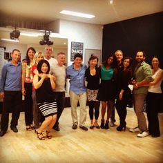 Great Start to the Bachata Lessons :) see you next week 7pm Tuesdays!!!