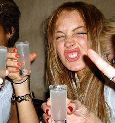 Lindsay Lohan | The Drunk Celebrity Hall Of Fame
